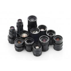 "2/3"" 0.5X-1.0X Variable Magnification Macro C-Mount Lens (VS-MC0510)"